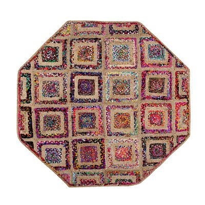 Diamond Area Rug Rug Size: Octogonal 5