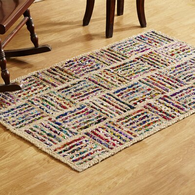 Criss Cross Area Rug Rug Size: Rectangle 5 x 7