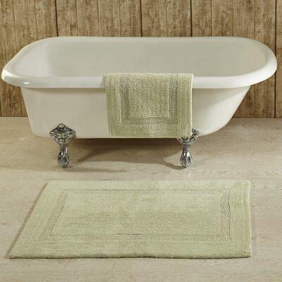 Campos Bath Mat Size: 17 x 24, Color: Sage