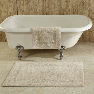 Campos Bath Mat Size: 17 x 24, Color: Sand