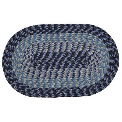 Fontenay Navy Area Rug Rug Size: 5 x 8