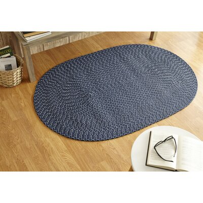 Sunsplash Braided Galaxy Area Rug Rug Size: 18 x 26, :