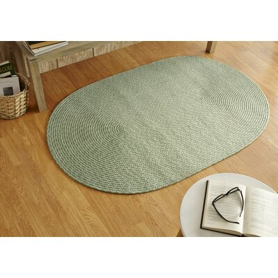 Sunsplash Chartreuse Area Rug Rug Size: 3'6