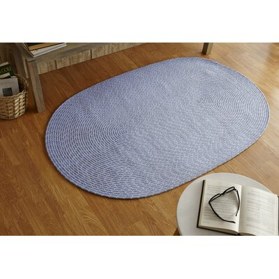 Sunsplash Periwinkle Area Rug Rug Size: Rectangle 36 x 56