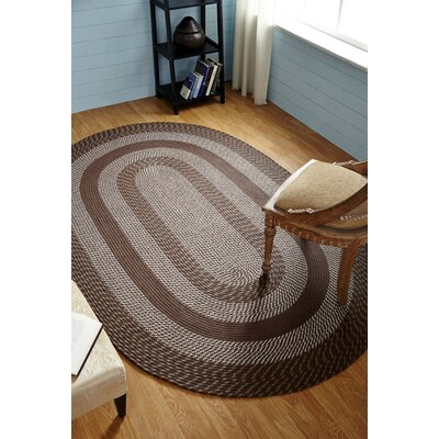 Newport Brown Indoor/Outdoor Area Rug