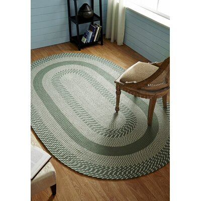 Newport Sage Indoor/Outdoor Area Rug Rug Size: Runner 2 x 6