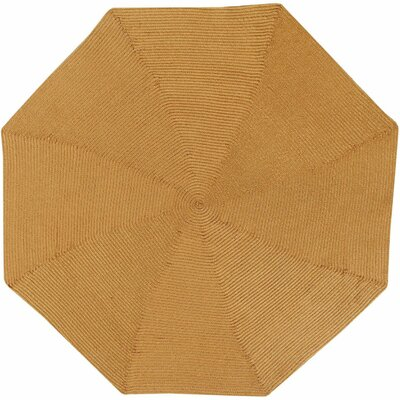 McClure Straw Area Rug Rug Size: Octagonal 8