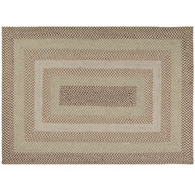 Monnie Natural Area Rug Rug Size: 5' x 7'
