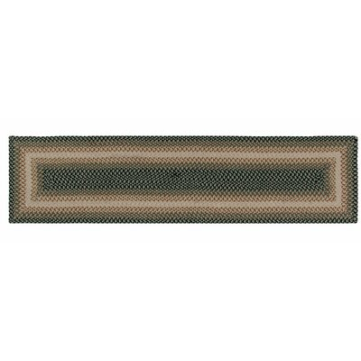 Monnie Green Area Rug Rug Size: Runner 2 x 8