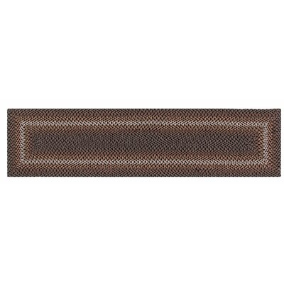Monnie Brown Area Rug Rug Size: Runner 2 x 8