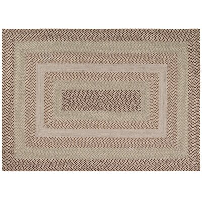 Monnie Natural Area Rug Rug Size: 23 x 39