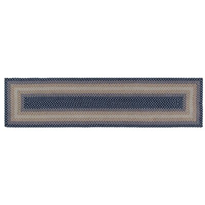 Monnie Blue Area Rug Rug Size: Runner 2 x 8