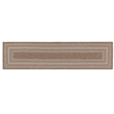 Monnie Natural Area Rug Rug Size: Runner 2' x 8'