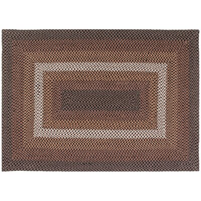 Monnie Brown Area Rug Rug Size: 3'4
