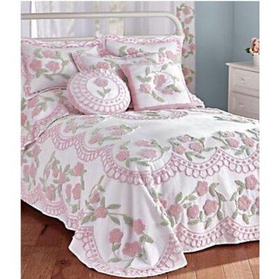 Alburtis Sham Color: Rose