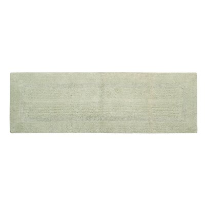 Rozanne Bath Rug Color: Sage