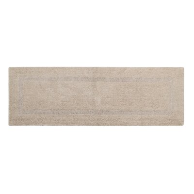 Rozanne Bath Rug Color: Sand