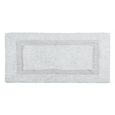 Rozanne Bath Rug Color: White