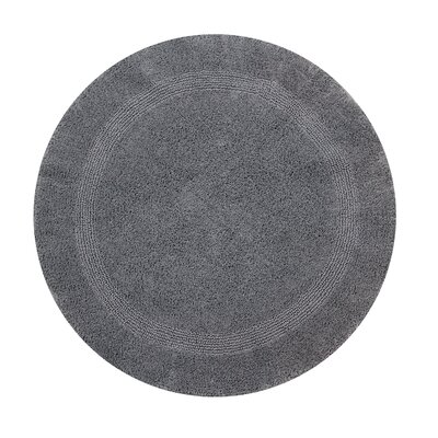 Deidre Bath Rug Color: Gray