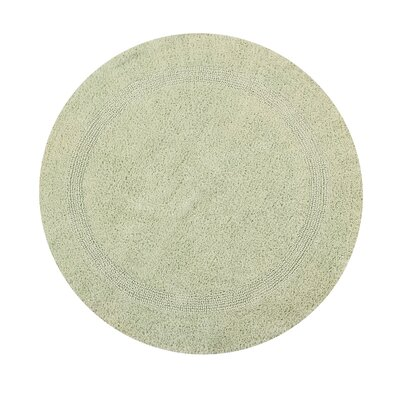 Deidre Bath Rug Color: Sage