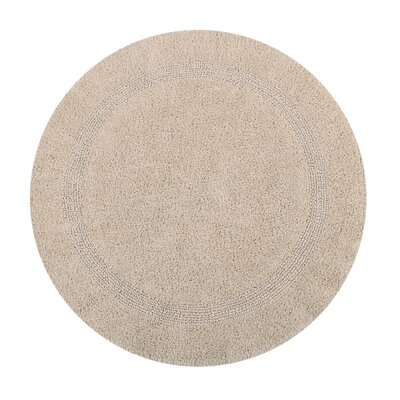 Deidre Bath Rug Color: Sand