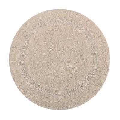 Deidre Bath Rug Color: Sand