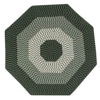 Vienne Hunter Area Rug Rug Size: Octagonal 6