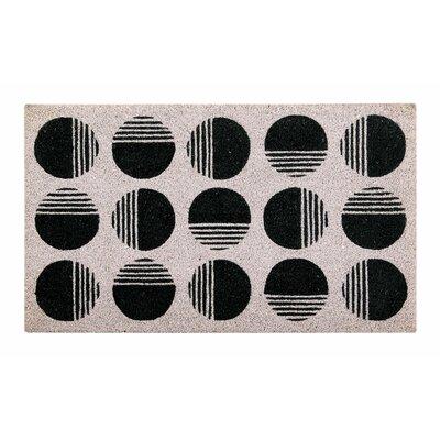 Versailles Art Deco Coir Doormat