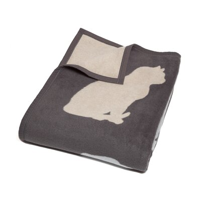 Dennison Feline Friends Cotton Blend Blanket