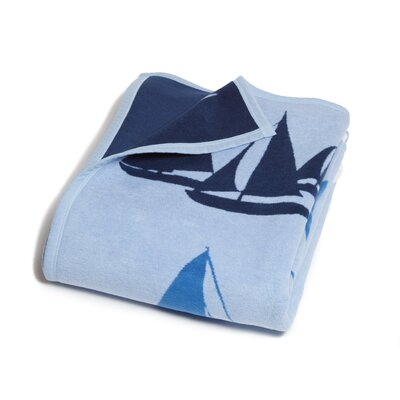 Baxter Sail On Light Throw Blanket