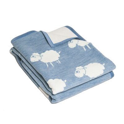 Boykins Counting Sheep Throw Blanket
