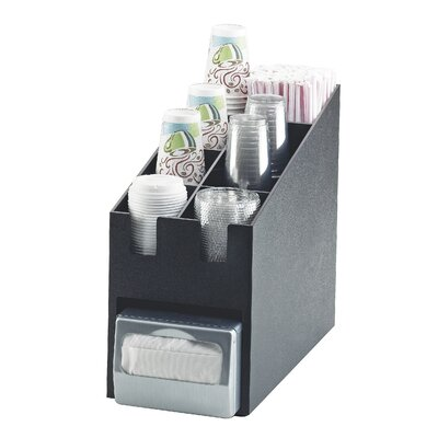 Classic Cup/Lid Condiment Organizer 2046
