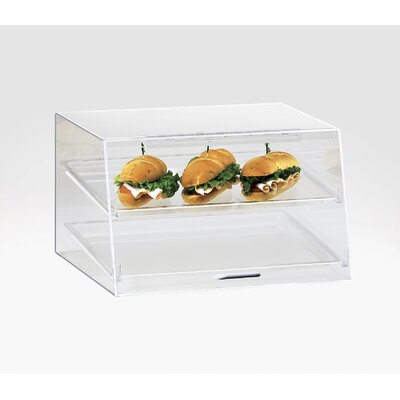 Classic 2 Tray Stainless Steel Case 255-S