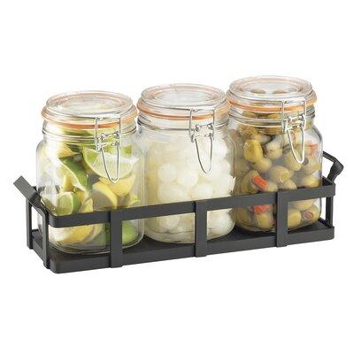 3 Jar Condiment Holder 3336-13