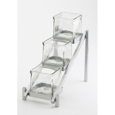 One by One Condiment Jar Stand 1149-74