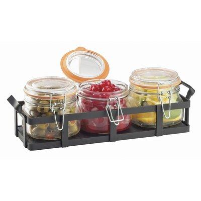 3 Jar Condiment Holder 3335-13