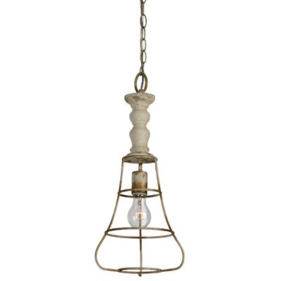 Cushenilt 1-Light Mini Pendant
