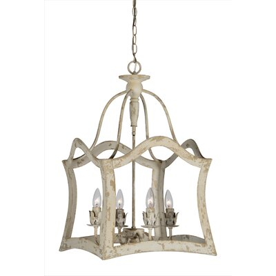 Aubrey 4-Light Foyer Pendant