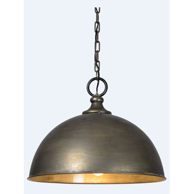 Geneve 1-Light Inverted Pendant