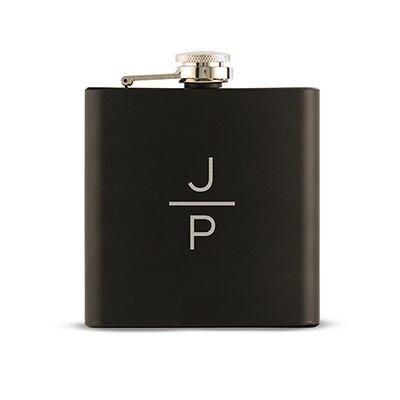 Personalized Monogram Hip Flask 7169-10-8945-106