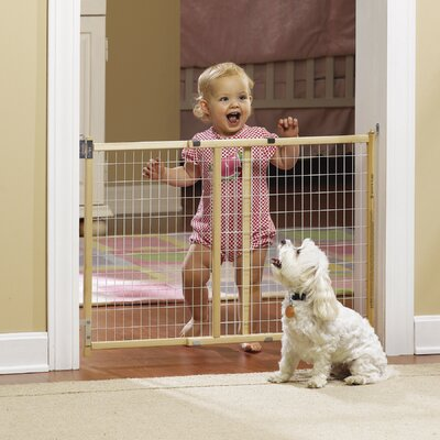 GuardMaster II Standard Wire Walk-Thru Pet Gate