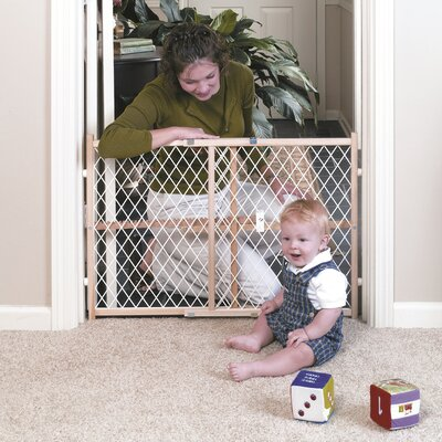 GuardMaster Standard Plastic Mesh Heavy Duty Gate