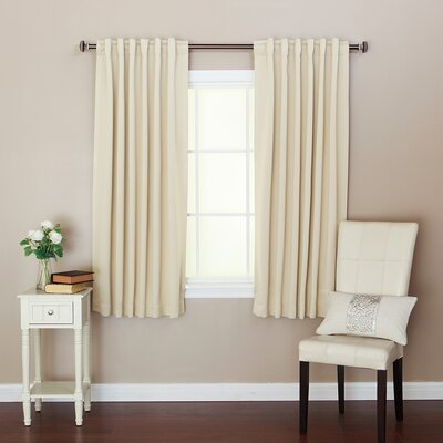 Best Home Fashion, Inc. Curtain Panels (Set of 2) - Size: 84