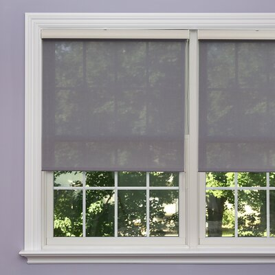 Premium Linen Look Window Roller Shade