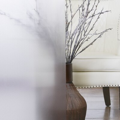 Non-Adhesive Privacy Window Film WINDOW-FILM-CARBON