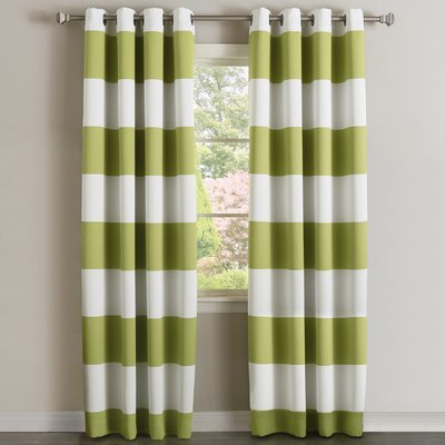 Bold Curtain Panels