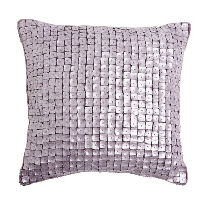 Samarth Pillow Cover Color: Purple