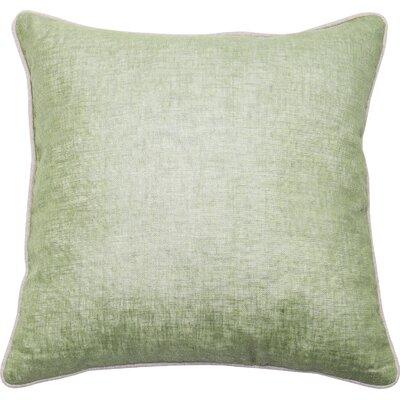 Throw Pillow Cover Color: Green