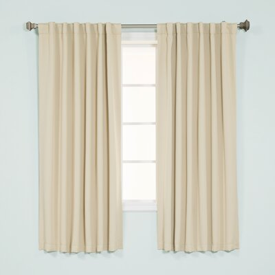 Basic Blackout Thermal Curtain Panels