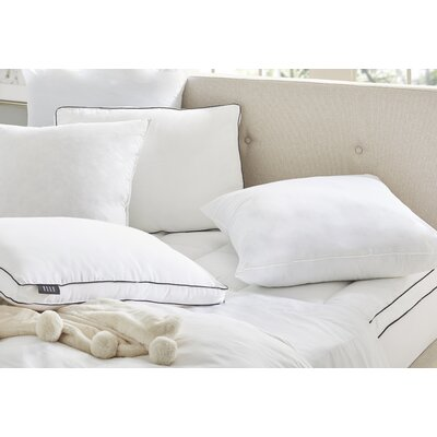 Luxe Faux Fur Pom Pom Throw Blanket and Pillow Set Color: Cream